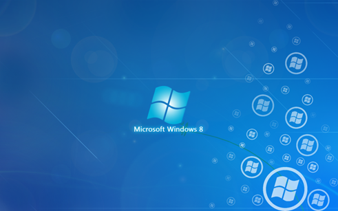 windows 8 bubbles