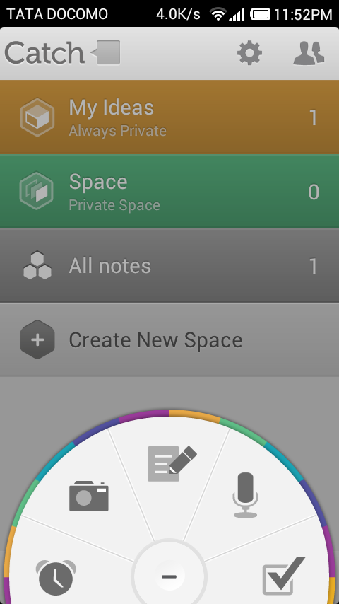 Catch Notes for Android