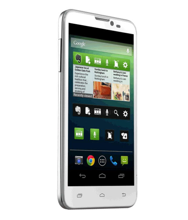 Micromax Doodle Quad Core 5.3 Tablet Released,Best Buy Price Rs.12,349