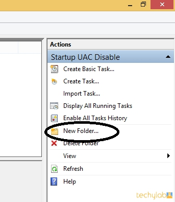 UAC Disable Step  - 2